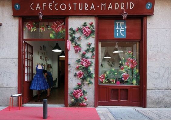 Cafe Costura en Madrid