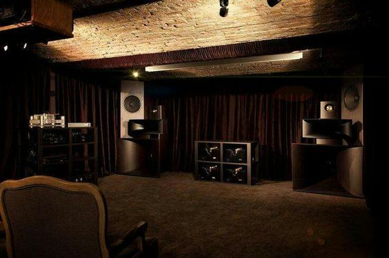 High end audio audiophile listening room | The art of high ...