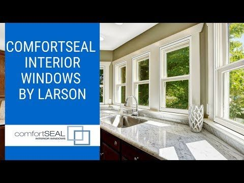 Interior Windows Mount Inside Your Home To Block Drafts Reduce Outside Noise And Increase Energy Efficienc Interior Windows Windows Increase Energy Efficiency