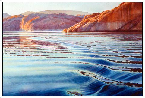 David Drummond Watercolor Artist Merchandise - Notecards, Print