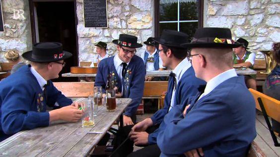 Tiroler Boarischer von Kathrein Musig / Zsammg'spuit am Pendling bei Kuf...