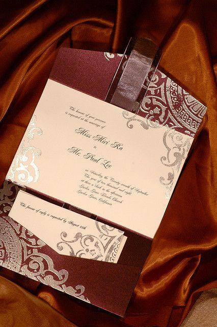 High End Wedding Invitations 028 - High End Wedding Invitations