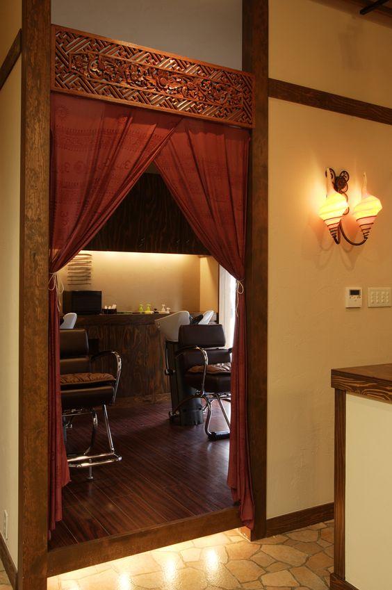 beauty salon interior design ideas hair space decor designs