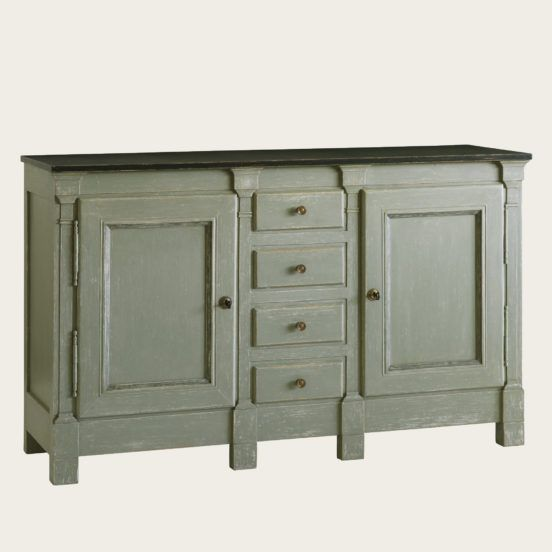Ct26 15 Sideboard Chelsea Textiles Living Room Scandinavian French Country Decorating