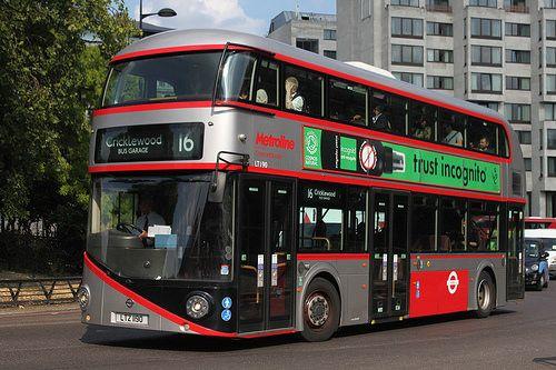 35129 Metroline Lt190 Ltz1190 London Bus London Transport New Bus