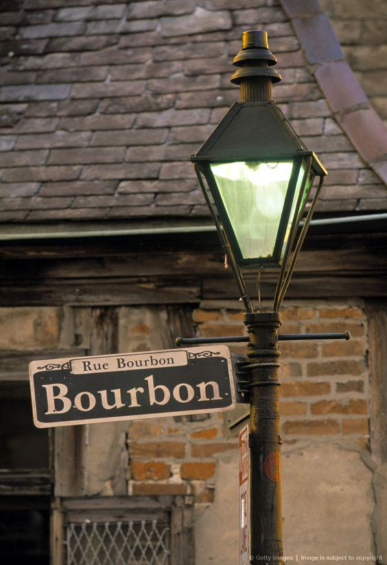 Bourbon Street.... YESSSS PLEASE!!!!