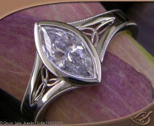 Elven Weding Rings 015 - Elven Weding Rings