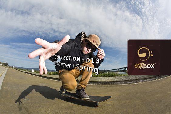 Apresentamos a todos os EarBOXianos a coleção Primavera/Verão de 2013! Sejam Bem-vindos!