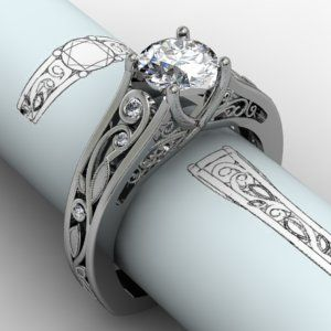High Quality Beautiful Wedding Ring Design Ideas Images  Noticiaslatinoamerica . Emejing .