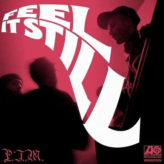 Portugal. The Man – Feel It Still (single cover art)