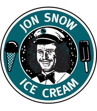Vandal - Jon Snow Ice Cream by quedesenholegal