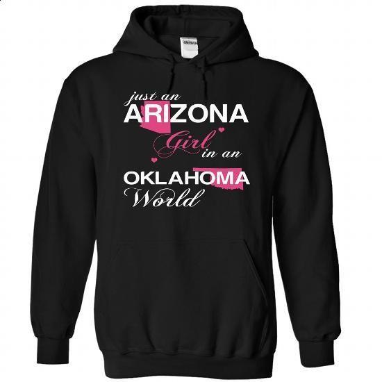 ustHong002-016-Oklahoma GIRL - #Tshirt #black hoodie mens. GET YOURS => https://www.sunfrog.com/Camping/1-Black-79728550-Hoodie.html?id=60505