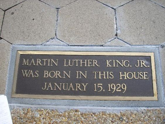a biography of martin luther king jr born in atlanta georgia A biography of martin luther king jr essaysmartin luther king jr was born in atlanta, georgia he did very well at the segregated public schools he attended at age 15 king jr entered morehouse college.
