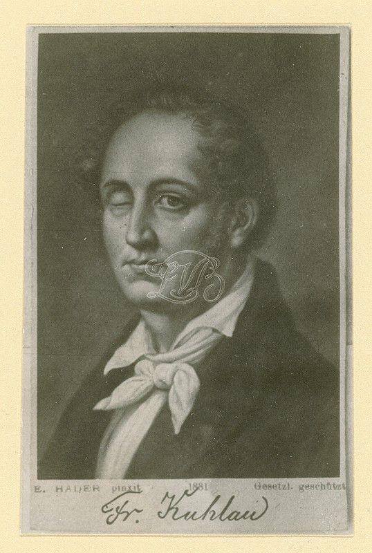 Friedrich Kuhlau (1786-1832)   Artwork, Historical figures, Art