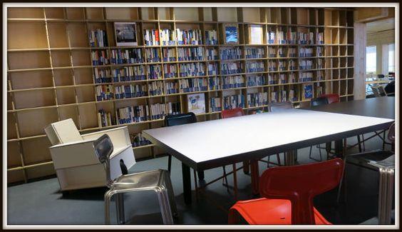 Espace bibliothèque avec Bouq'Lib  du cinéma Le Méliès 6 salles