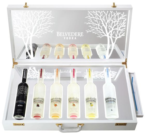 Belvedere Vodka Exclusive Collector's Case
