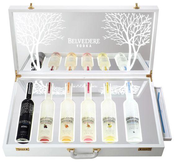 Belvedere Vodka Exclusive Collector's Case
