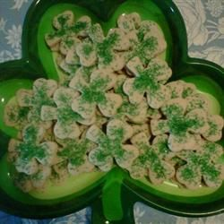 Irish Cream Sugar Cookies Always a hit a pot lucks & bake sales.  Simple, easy, and delicious.