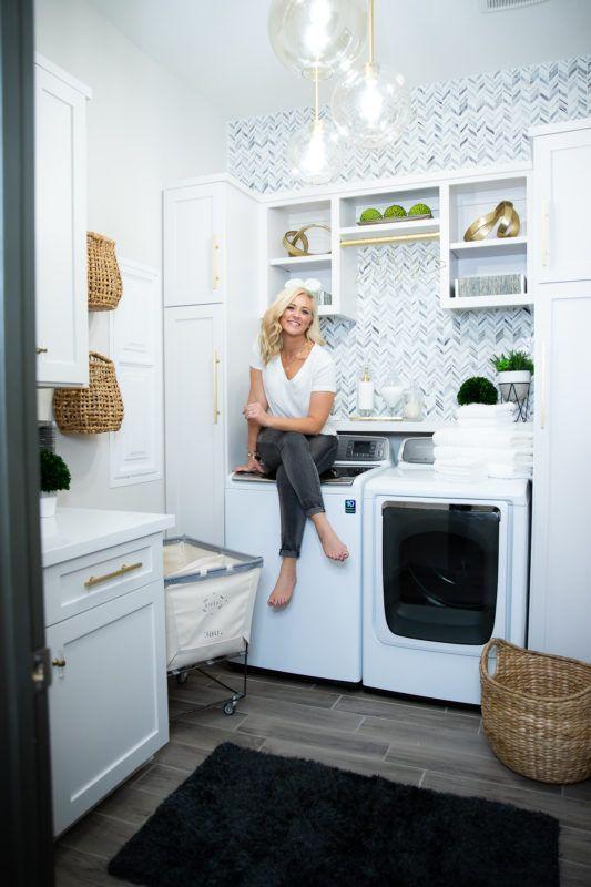 31 Brilliant Laundry Room Cabinets Ideas Best Design Modern