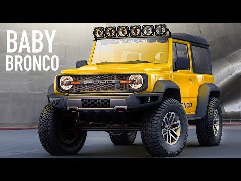 2021 Ford Baby Bronco Scout Everything We Know So Far About The New Small Bronco Suv Youtube Bronco Ford Bronco Ford Suv