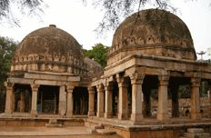 Hauz Khas is a reservoir built in early 14th century, which gives the village and the area its name. Ruins of a large madrasa and a royal tomb stand on one edge of the tank.
