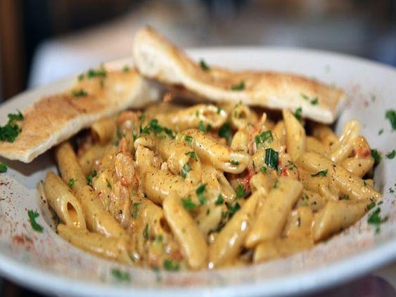 Butter cream sauce for pasta recipe