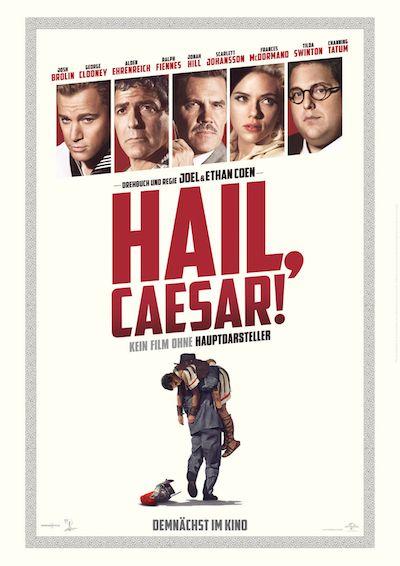 """""""Hail, Caesar!"""" von Joel und Ethan Coen. Mehr unter: http://www.kino-zeit.de/filme/hail-caesar"""