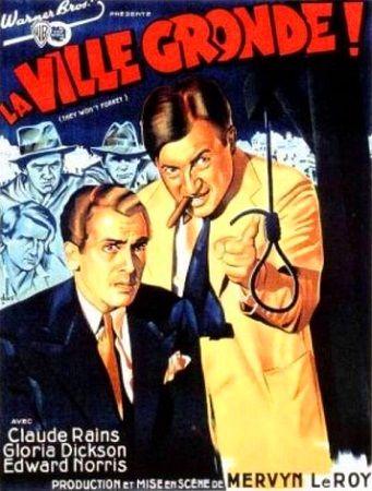 Ellos no olvidarán (1937) - El debut de Lana Turner en en cine.: