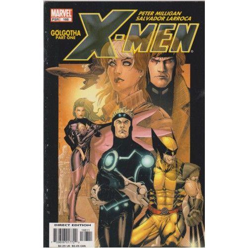 X-MEN #166 | 1991-2001, 2004-2008 | VOLUME 1 | MARVEL | $3.60