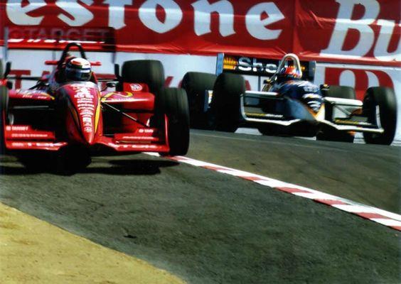 L'estrema manovra di Zanardi su Herta all'ultimo giro della stagione '96, passata alla storia come