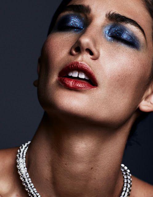 Lily Aldridge   Tatler UK Janeiro 2017   Editoriais - Revistas de Moda