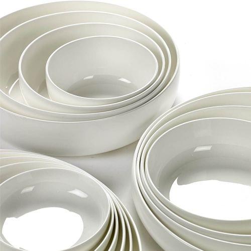 Base Teller Tief X Large Glasiert Geschirr Geschirrset Teller