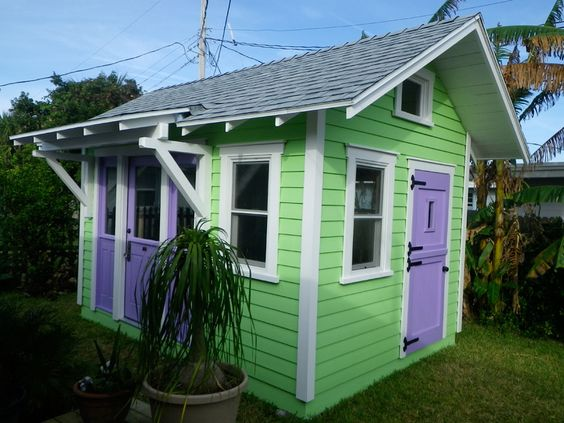 historic shed can create custom wood framed gable hipped mid century modern garden sheds that reflect the historic character of your historic florida - Garden Sheds Florida
