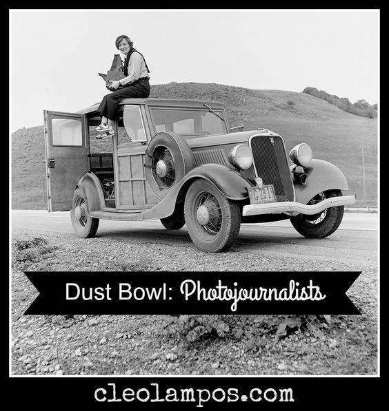 Sad Quotes About Depression: Dust Bowl: Photojournalists