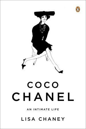 Coco Chanel Book Cover Picture