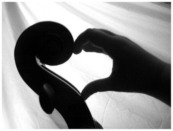 Resultado de imagen de amor cello corazon