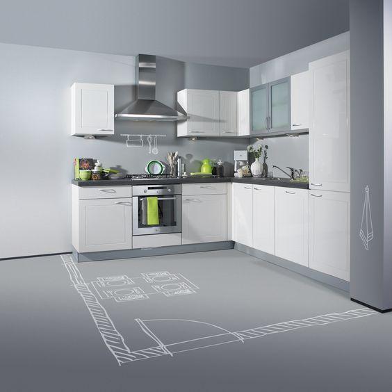 Keuken klum. trendy materiaal in tijdloze uitvoering. klassiek ...