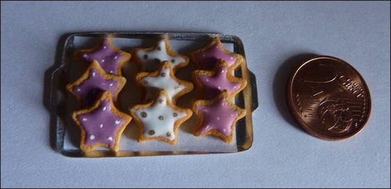 Biscoitos de estrela