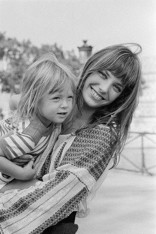 Jane Birkin & Kate Barry