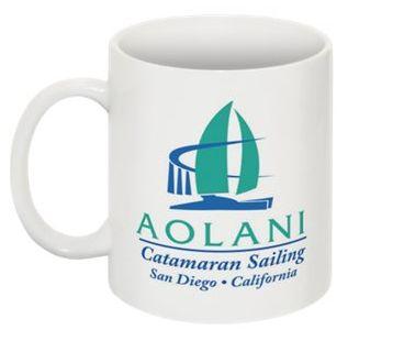 Aolani Catamaran Sailing Mug $15 San Diego, CA http://www.aolani.cc