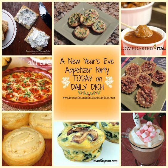 New year 39 s eve appetizers dishes and appetizer recipes on for Appetizer ideas for new years eve party