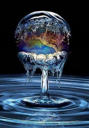 Water Drop Shot  Embedded image permalink