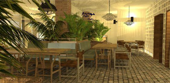 Diseño interior Restaurante8. lao.studio