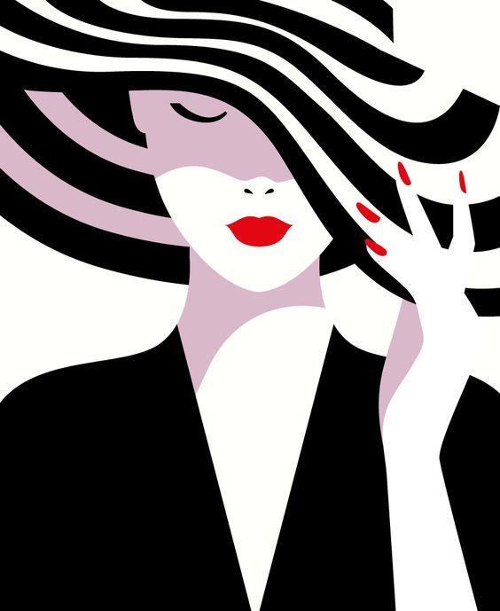 O estilo minimalista ousado da francesa malika favre pop for Estilo minimalista