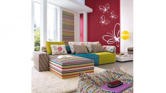 colorido espacio