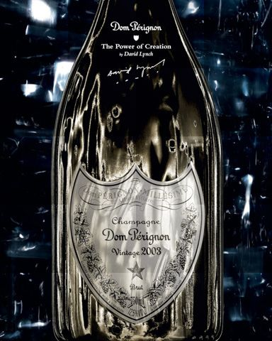 Dom Pérignon por David Lynch.