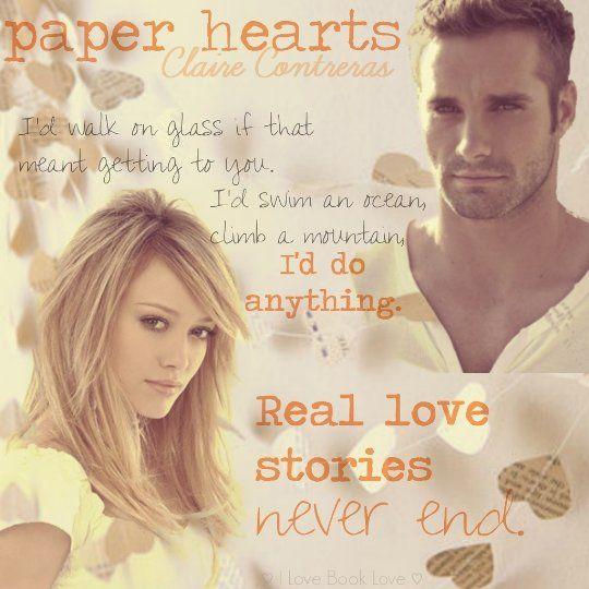 Paper Hearts (Hearts #2) by Claire Contreras