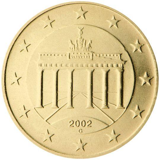 50 Cent En 2020 Monedas De Euro Monedas Banco Central Europeo