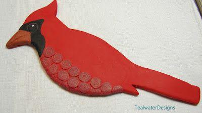 TealwaterDesigns: Ornament Blog Hop