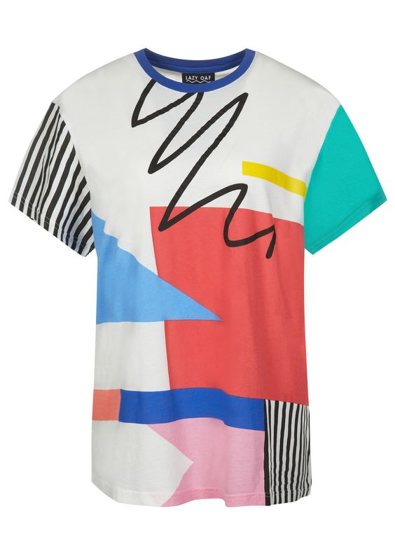 Wiggle It T-Shirt Lazy Oaf.: